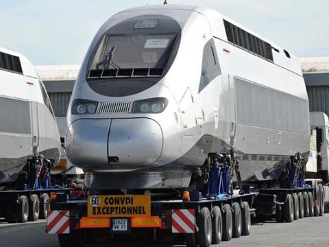 Morocco's First High-speed Train Bringing New Travel Experience