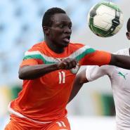 2019 AFCON Qualifier: Victorien Adebayor Nets Brace As Niger Secure Victory Over Eswatini