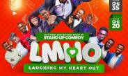 Lekzy, DKB, Clemento Suarez, Others For Comedy Show At GIJ