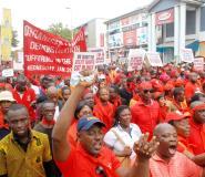 Government Must Address Puplic Apprehension, Distrust And Rampant Demonstrations