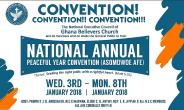 Ghana Believers Church Holds Annual Convention!