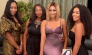 Actress, Oge Okoye Others Shows off Curvy Br3asts in Birthday Photos