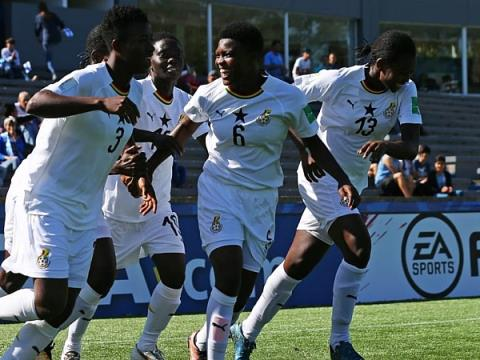 FIFA U-17 WWC: Ghana Eyes To Keep Perfect Run Against New Zealand In Group A