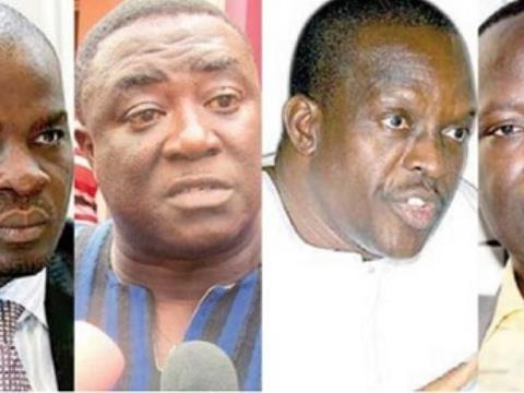 Ghana must not abandon the double salary NDC MPs investigations!