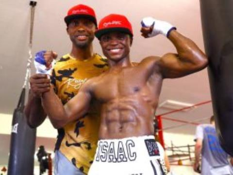 REVEALED: Before WBO Glory, Isaac Dogboe And Father Were Briefly Homeless