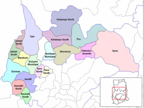 Proposed Bono East Region gets massive endorsement by chiefs