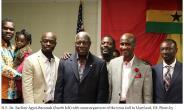Ambassador Agyei-Barwuah Attends Harford County Of Maryland Town Hall Meeting