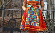 4 Chic Ways To Rock  African Print Dresses