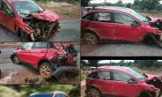 Death Averted: Actress, Sonia Ogiri Survives Ghastly Motor Accident