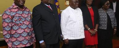 Akufo-Addo Finally Listens To Us On Amidu As Special Prosecutor