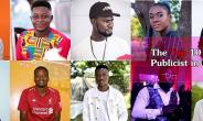 Meet the top 10 Artist Publicist in Ghana