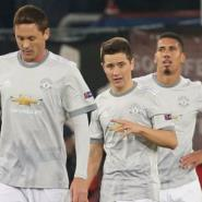 UCL Wrap: Basel Shock Man United, PSG Hit Seven Past Celtic