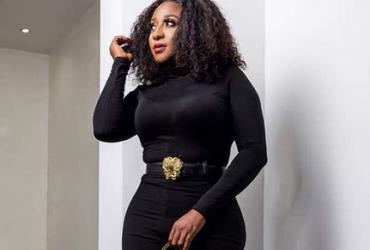 Actress, Ini Edo Looking Flawless with Nice Curves