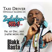 Salaga Soldier Blakk Rasta Takes Over Drive Time On Zylofon FM