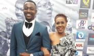 Actress, Shan George Happy at Large Turnout at 'GREY SHADOWS' Premiere