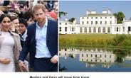 Prince Harry And Wife Meghan Are Moving From Home