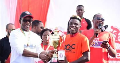 Cycling made fun as PruRide Accra delivers world-class experience for riders