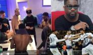 WATCH: Tottenham Hotspurs Players Jam To Sarkodie's Adonai Song