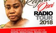 Regina Osei Set For Radio Tour