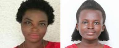 Irne and Abigail Oppong