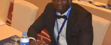 Bawah Fuseini Elected Secretary General Of ECOWAS Athletics Region
