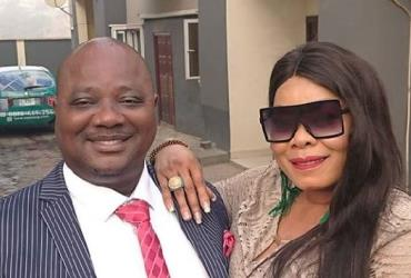 Nollywood Actress, Chinyere Wilfred Shows Off her Lovers