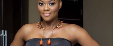Actress, kehinde Bankole Bereaved, Losses Father