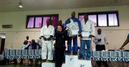 Ghana Judo Prepare For 2020 Olympic Games