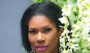 Actress, Stephanie Linus Dazzles in Lovely Anakara Outfit