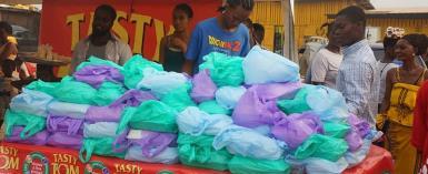 Tasty Tom Partners NGOs To Fete Deprived Children