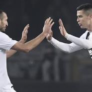 Cristiano Ronaldo Makes Juventus Champions League Contenders, Says Giorgio Chiellini