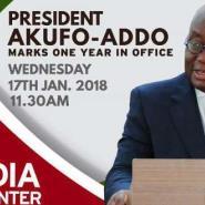 Akufo-Addo Meets Journalists Tomorrow For Media Encounter