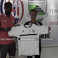 Inter Allies Signs Nigeria Defender Samuel Ekele David