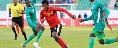 CHAN 2018: Angola Frustrated By Burkina Faso