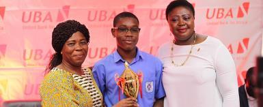 Legon Presec Wins 2017 UBA National Essay Competition