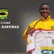 OFFICIAL: Ex-Aduana Stars Defender Daniel Darkwah Completes Asante Kotoko Move