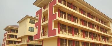 Mahama E-Block Community Senior High School Lack Facilities