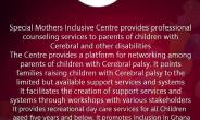 Special Mothers Project Establishes Inclusive Centre