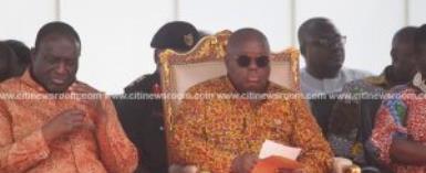 Nana Addo Touts Ghana's Positive Economic Indicators