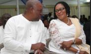 Former president Mahama and his wife have denied having investments in Menzgold