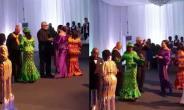 Nana Konadu Challenges Prince Charles In Highlife Dance Competition