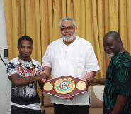 Maintain A Disciplined Lifestyle - Rawlings Cautions Dogboe