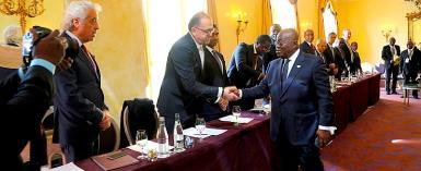 The Envisioned Ghana-Ghana Beyond Aid?