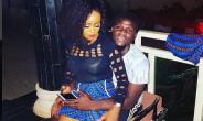 Actress, Bose Alao Shows off her Man to Scare Suitors Away
