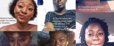 Actress, Yvonne Jegede Reveals she Had Fibroid during Pregnancy