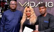 Actress, Uche Ogbodo Signs Another Deal Ahead of Christmas