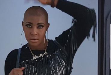 Nollywood Actress, Angela Okorie Goes Bald