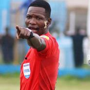 Caf CC: Ghana's Daniel Laryea Handed Sfaxien,Vipers Playoff Decider