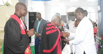 Presby Church Honours Roads Minister, Others