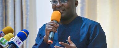 Government Using ICT To Formalise Ghana's Economy--Veep Bawumia